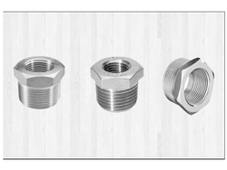 SS Threaded Bushings, Size: 1 And 2 Inch, Type : Seamless & Welded