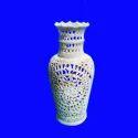 Soapstone Flower Pot