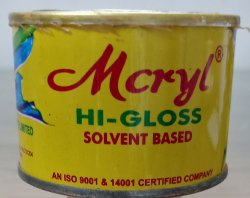 Metallic Paints Solvent Based