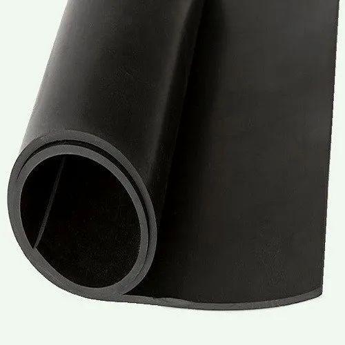 Rubber Sheet - Electrical Insulation Mat / PVC Material Manufacturer
