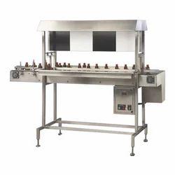 Online Visual Bottle Inspection Machine