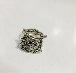 Men Silver Finger Ring