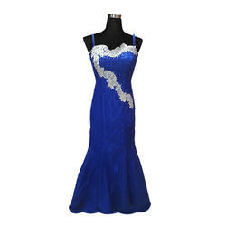 Blue Ladies Gowns