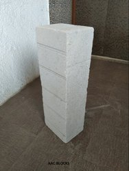 Rough Autoclaved Aerated Concrete Light Weight Blocks, For Partition Walls