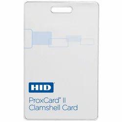 HID Proximity 1326 ProxCard II Clamshell Card