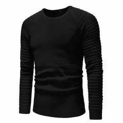 Black Roboskin Mens Pullover