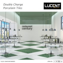 Double Layer Vitrified Tiles