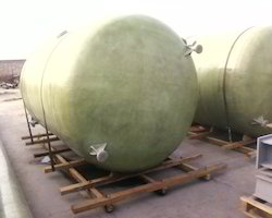 Pressure Vessels For Water Treatment Plant