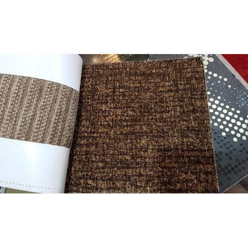Brown Polyester Sofa Cover Fabric Rs 250 Square Feet Majestic