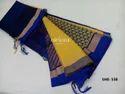 Pure Handloom Kanchipuram Silk Cotton Saree