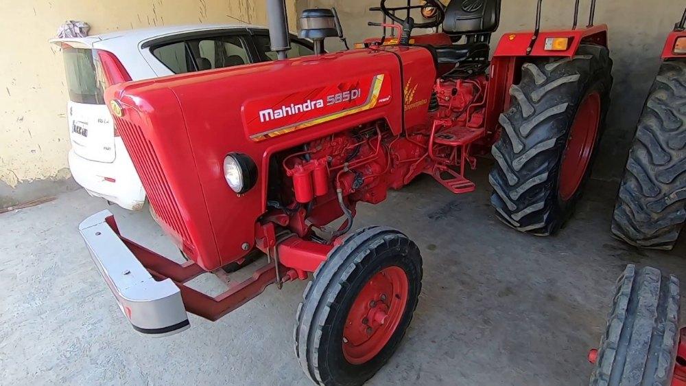 Mahindra 585 DI Bhoomiputra Power+, 50 hp Tractor, 1640 kg