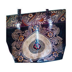 Ladies Leather Handmade Handbag