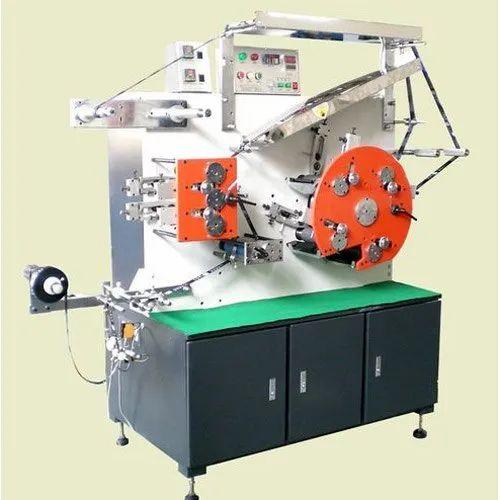Mild Steel Flexographic Printing Machine