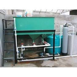 Effluent Treatment Plant For Car Washing