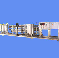 Stainless Steel Water Treatment System