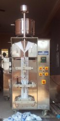 Water, Rasana, Juice Pouch Packing Machine SPEC 9A