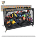 Fitness Accessories Rack