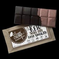 Keto dark chocolate - Sugar free