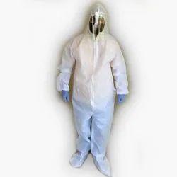 Non Woven Free Size PPE Kit