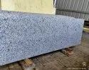 Polished Crystal Grey White Granite Slabs, Thickness: 15-20 Mm