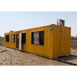 Office in Shipping Container