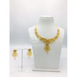 Wedding Short Necklace Set