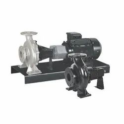 Single-Stage Bare Shaft End-Suction Pumps