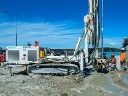 Drilling & Grouting Service