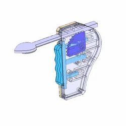 CAD / CAM Mechanism Workable Service