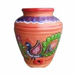 Ceramic Water Pot, For Decoration