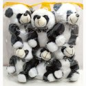 Small Panda Teddy Soft Toy (18cm)