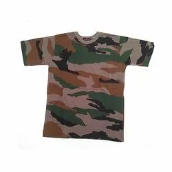 Male 40 And 44 Army T-shirt, Rs 220 /piece, Gopi Garments & General