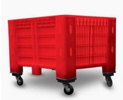 Plastic Large Pallet Containers