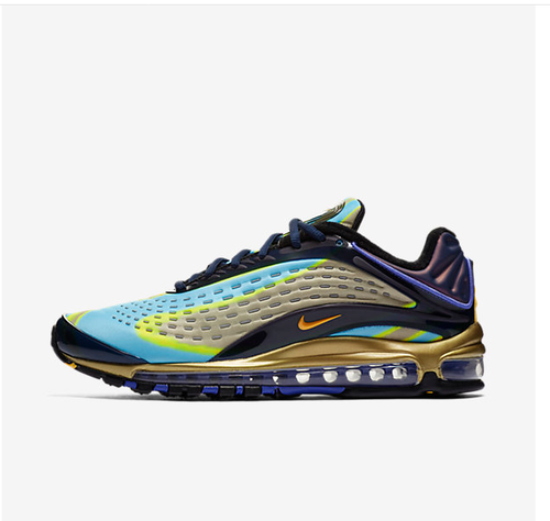 pretty nice f3bfa dfd01 Mens Shoes Nike Air Max Deluxe