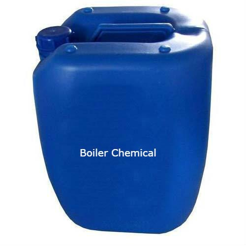 Liquid Boiler Descaling Chemical, For Industrial, Packaging Type: Can