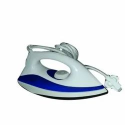 Plastic Electric Dry Iron, Packaging Type: Carton Box