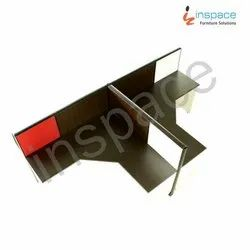 Professional Two Seater Workstation