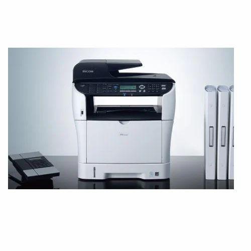 Ricoh SP 3500SF 128 MB A4 Mono MFP Printer - Ricoh India Limited