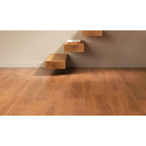 Brown Designer Laminated Wooden Flooring