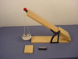Wood CPM-138 Inclined Plane With Accessories