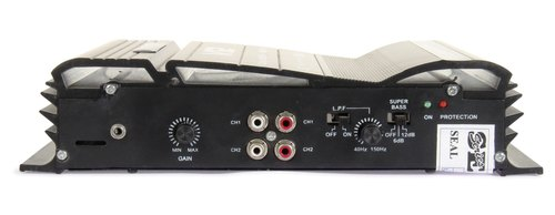 4D Furnishers V12 Car Amplifier - 2/1 Channel 3200 Watts