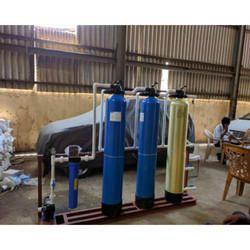 Electric Demineralization Plant