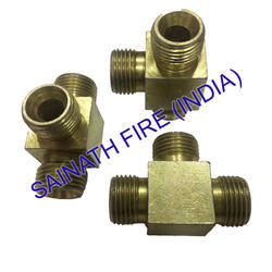 Hydraulic Tee Fittings
