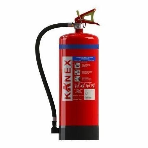 A B C Dry Powder Type Kanex Fire Extinguishers