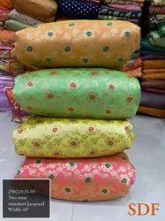 Two Tone Minakari Jacquard Fabrics