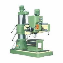 DI-082A All Geared Heavy Duty Radial Drilling Machine