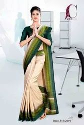 Industrial Uniform Sarees