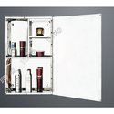 Stainless Steel Mirror Side Cabinet