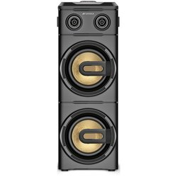 Black Sansui Music Blast 2 Party Speaker