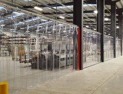 Cold Storage Curtain